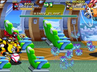 Ninja Baseball Bat Man Arcade 023