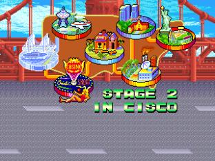 Ninja Baseball Bat Man Arcade 031