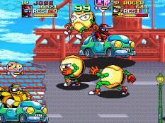 Ninja Baseball Bat Man Arcade 033