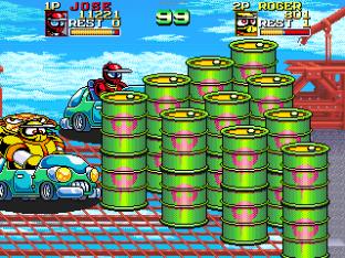 Ninja Baseball Bat Man Arcade 034
