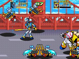 Ninja Baseball Bat Man Arcade 042