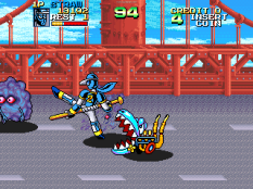 Ninja Baseball Bat Man Arcade 044