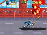 Ninja Baseball Bat Man Arcade 049