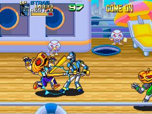 Ninja Baseball Bat Man Arcade 053