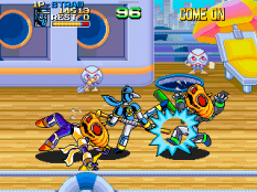 Ninja Baseball Bat Man Arcade 054