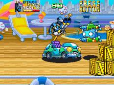 Ninja Baseball Bat Man Arcade 055