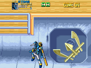 Ninja Baseball Bat Man Arcade 064