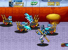 Ninja Baseball Bat Man Arcade 065