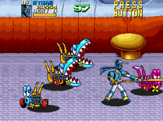 Ninja Baseball Bat Man Arcade 066