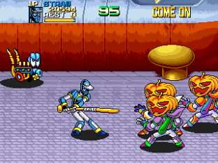 Ninja Baseball Bat Man Arcade 067