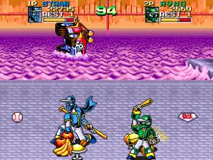 Ninja Baseball Bat Man Arcade 078