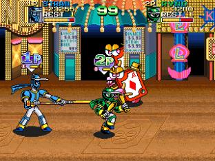 Ninja Baseball Bat Man Arcade 086