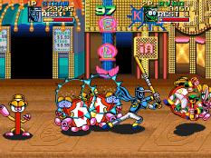 Ninja Baseball Bat Man Arcade 088