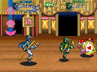 Ninja Baseball Bat Man Arcade 089
