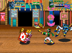 Ninja Baseball Bat Man Arcade 098