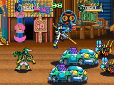 Ninja Baseball Bat Man Arcade 099