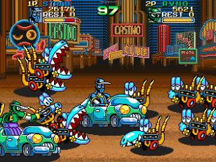 Ninja Baseball Bat Man Arcade 100