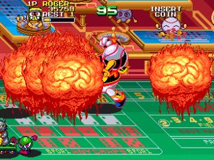 Ninja Baseball Bat Man Arcade 119