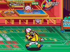 Ninja Baseball Bat Man Arcade 120