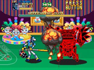 Ninja Baseball Bat Man Arcade 122
