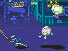 Ninja Baseball Bat Man Arcade 131