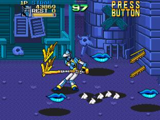 Ninja Baseball Bat Man Arcade 133