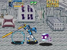 Ninja Baseball Bat Man Arcade 143