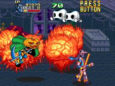 Ninja Baseball Bat Man Arcade 147