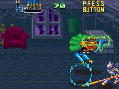 Ninja Baseball Bat Man Arcade 148
