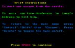 Nosferatu Amstrad CPC 03