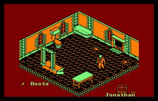 Nosferatu Amstrad CPC 09