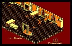 Nosferatu Amstrad CPC 10