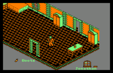 Nosferatu Amstrad CPC 11