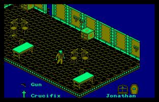 Nosferatu Amstrad CPC 20