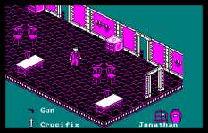 Nosferatu Amstrad CPC 21