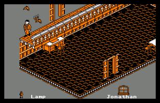Nosferatu Amstrad CPC 23