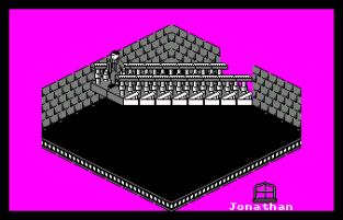Nosferatu Amstrad CPC 31