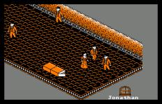 Nosferatu Amstrad CPC 32