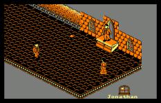 Nosferatu Amstrad CPC 33