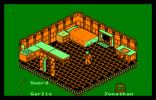 Nosferatu Amstrad CPC 34