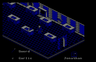 Nosferatu Amstrad CPC 45