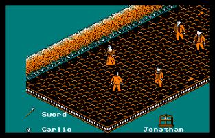 Nosferatu Amstrad CPC 53