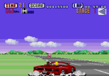 Out Run Megadrive 13