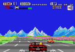Out Run Megadrive 29