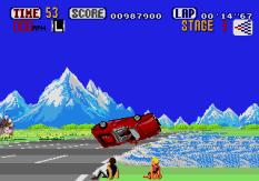 Out Run Megadrive 32
