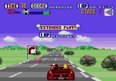 Out Run Megadrive 43