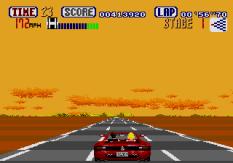 Out Run Megadrive 44