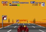 Out Run Megadrive 49