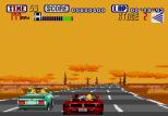 Out Run Megadrive 50