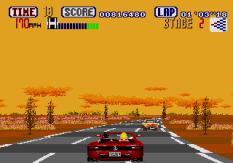 Out Run Megadrive 54